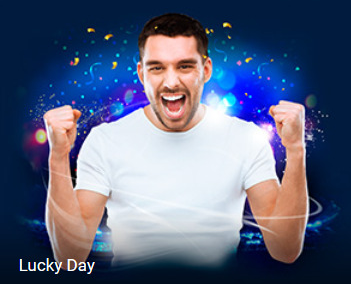 1xbet lucky day