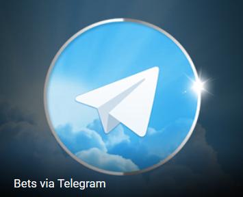 bets via telegram